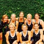 Damen 30 Team, Aufsteiger 2015