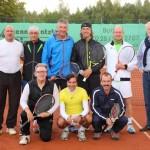 Herren 50 Team, Aufsteiger 2015