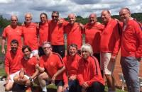 Herren 50 Mannschaft - Aufsteiger 2016